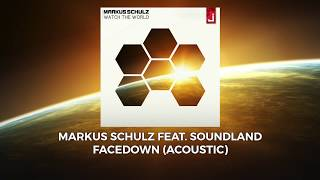 Markus Schulz feat. Soundland - Facedown (Acoustic)