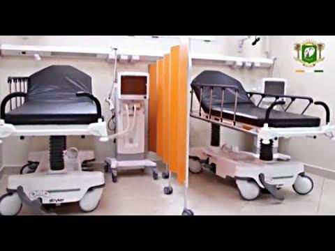 Traitement du cancer : le nouveau centre de radiothérapie du CHU de Cocody opérationnel