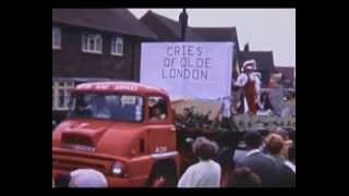 preview picture of video 'Corringham Carnival circa 1966'