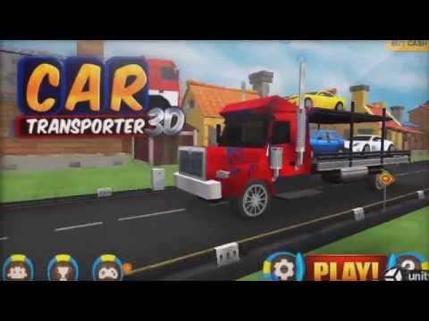 Video of Car Transporter 3D