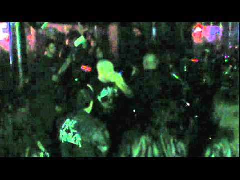 Crown Of Malevolence Live in EL Paso TX 11/27/11