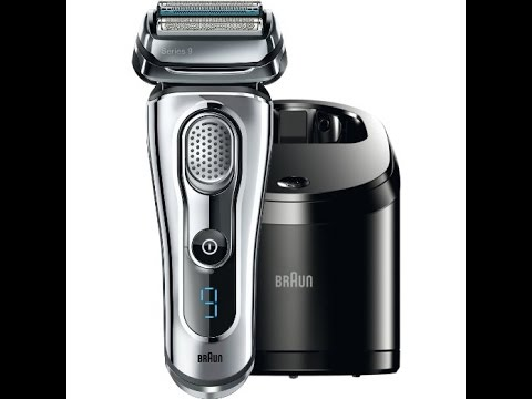 Braun Series 9 9090Cc Electric Foil Shaver For Men With Cleaning Center Review