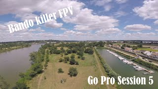 La Pierre Percée en FPV | Bando Killer HD | Gopro 5 session
