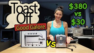 Dualit Toaster -$380  VS  Bella Toaster Challenge-$30 | Product Review.  May the best toaster Win!