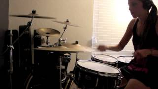 Drink Drank Punk- Anti Flag Drum Cover