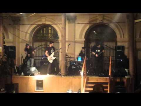 Canaima - CANAIMA - Steal the Time LIVE, Plzeň 19.02.2014