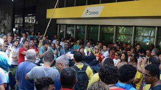 FISCALIZAÇÃO FINANCEIRA - Fechamento de Agências dos Correios no Rio de Janeiro. - 27/10/2021 17:00