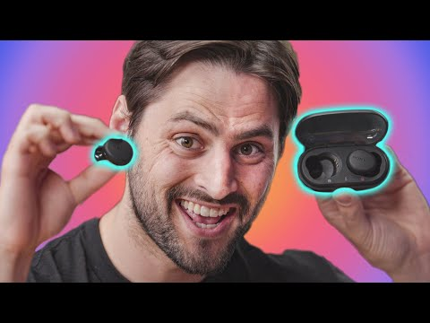 External Review Video PqTT4DvMgtY for Sony WF-XB700 Truly Wireless Headphones w/ Extra Bass & Weather Resistance