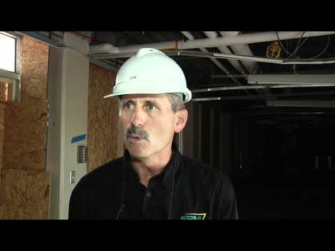 Paul Plouffe explains the importance of having a disaster plan in place prior to a disaster happening