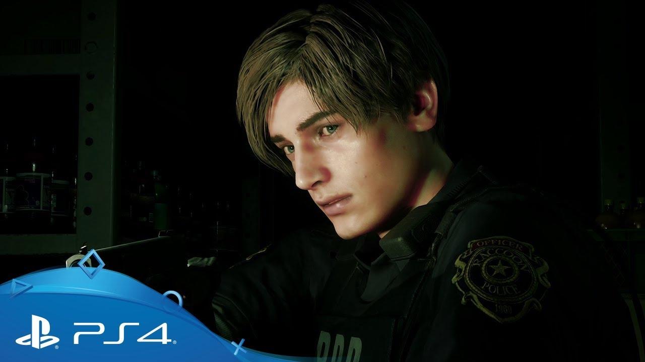 Presto il classico horror di Capcom, Resident Evil 2 su PS4