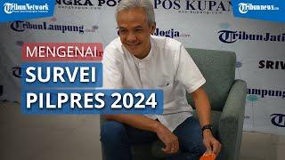 Tanggapan Gubernur Ganjar Prabowo Terkait Survei Pilpres 2024