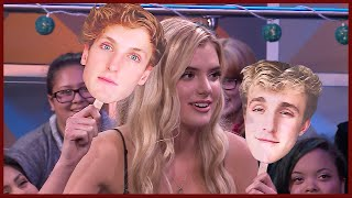 HOW WELL DOES ALISSA VIOLET KNOW JAKE AND LOGAN PAUL