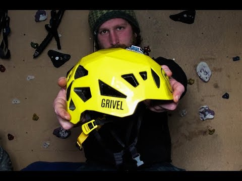 Grivel Stealth Helm Review / test Ultraleicht Kletterhelm