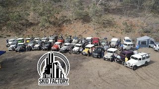 THE SKID FACTORY - V12 Twin Turbo BJ40 LandCruiser [EP10]
