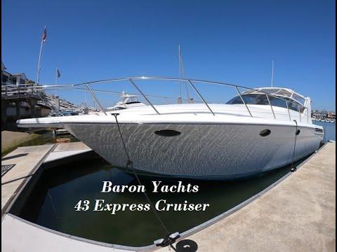 Baron 43 Express video
