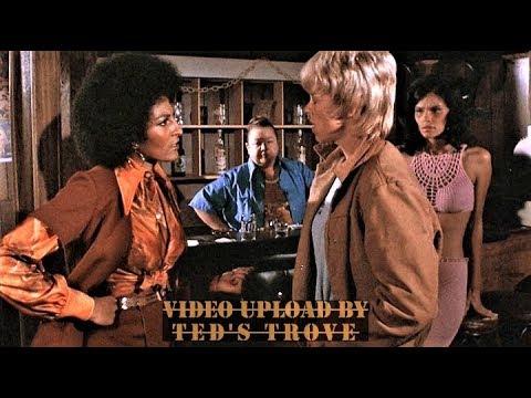 Lesbian Bar Cat Fight - PAM GRIER, JUANITA BROWN, JEANNIE EPPER, STEPHANIE EPPER, MARY FORAN