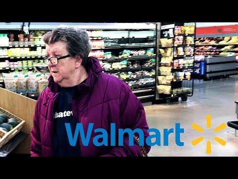 ANGRY GRANDMA GOES TO WALMART!