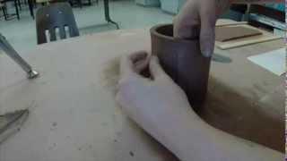 Ceramics 101: Handbuilt Cups