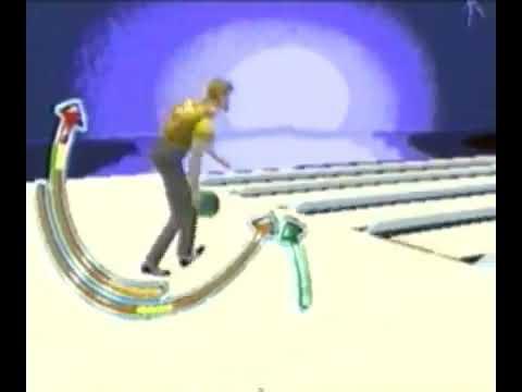 Ten Pin Alley Bowling