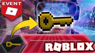 4th Secret Clue Leads To Copper Key Roblox Ready Player One
