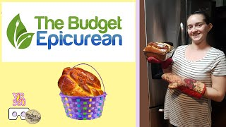 Budget Epicurean - Easter Bread | Virtual Reality Cooking