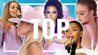 Top 12 Female Vocalists {2017-2018} | BEST Singers Of This Generation