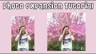 Photo Expansion Tutorial