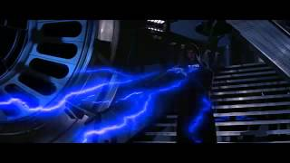 Scene of the Week: Return of the Jedi - Luke Confronts The Emperor