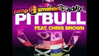 Pitbull Ft. Chris Brown   International Love (Jump Smokers Remix)