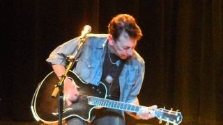 """Joe Ely """"Boxcars"""" 06-11-14 FTC Stage One Fairfield CT"""