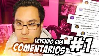 LEYENDO VUESTROS COMENTARIOS #1