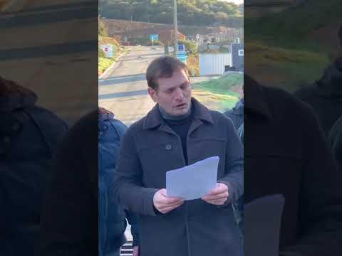 VIDEO. Déchets en Corse : la conférence de presse des militants de Core in Fronte