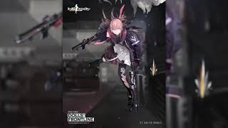 AK-15  - (Girls' Frontline) - ドールズフロントライン 『ST AR-15 MOD3』Live2Dプレビュー公開!