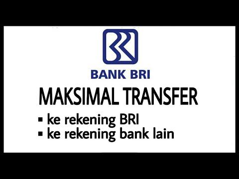 Limit Transfer    Bank BRI