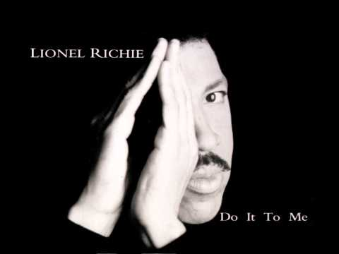 Lionel Richie - Do It To Me (Extended Version)