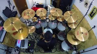 Dimmu Borgir - Puritania (Drum Cover)
