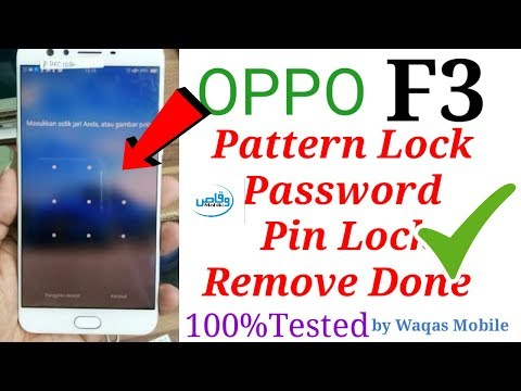 How to unlock oppo password,how to reset oppo password,open oppo