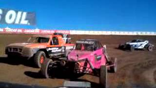 Lucas Oil Off Road Racing Series 2012 Challenge Cup On Board With Austin Kimbrell
