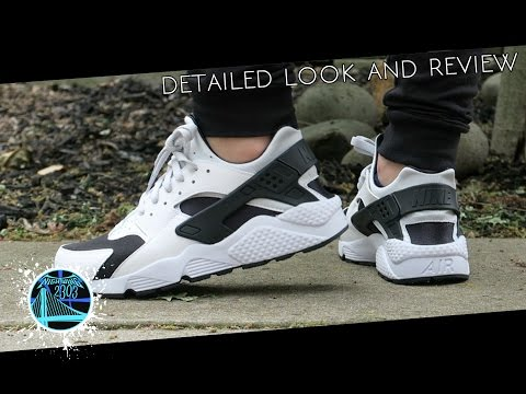 Nike Air Huarache   Detailed Look and Review