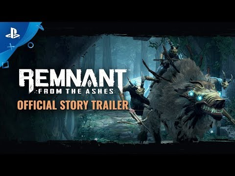 Trailer de Remnant From the Ashes