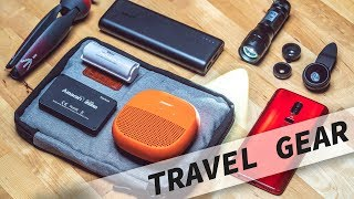 The Best Vacation / Travel Tech Gear!