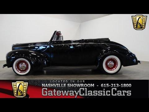 Video of '40 Sedan - KDR7