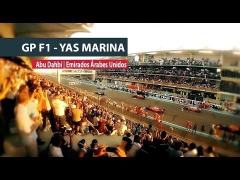 Abu Dahbi com Nico Rosberg; veja