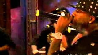 50 Cent - Mary Jane & Gunz Come Out G Unit AOL(Live)