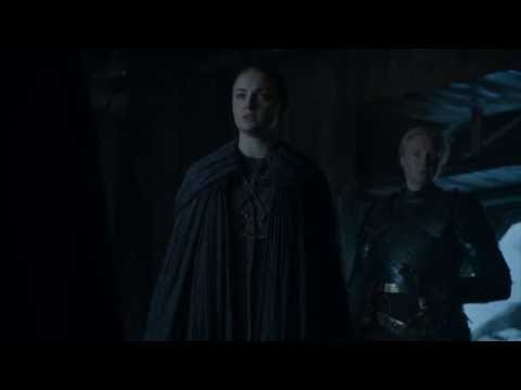 Sansa confronts Littlefinger about Ramsay