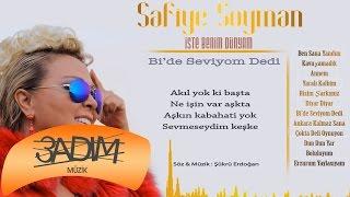 Safiye Soyman - Bi'de Seviyom Dedi ( Official Lyric Video )