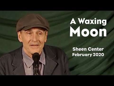 A Waxing Moon: James Taylor at the Sheen Center