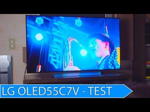 Telewizor za 11 tysięcy zł! 🤑 Test LG OLED 55C7V 2017 📺