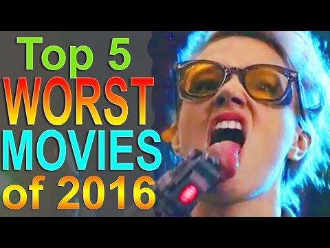 Worst Movies of 2016