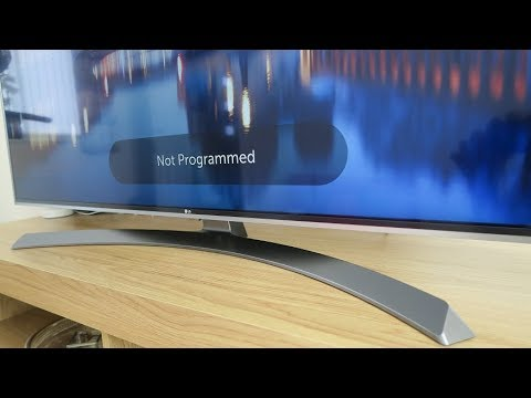 LG 55UJ750V 4K Smart UHD TV Review